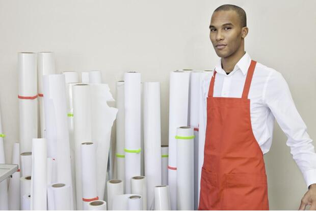 SUBLIMATION PAPER USE